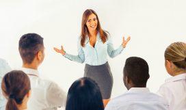 public speaking, media training